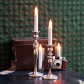 Cyrus Flameless Wax Taper Candles