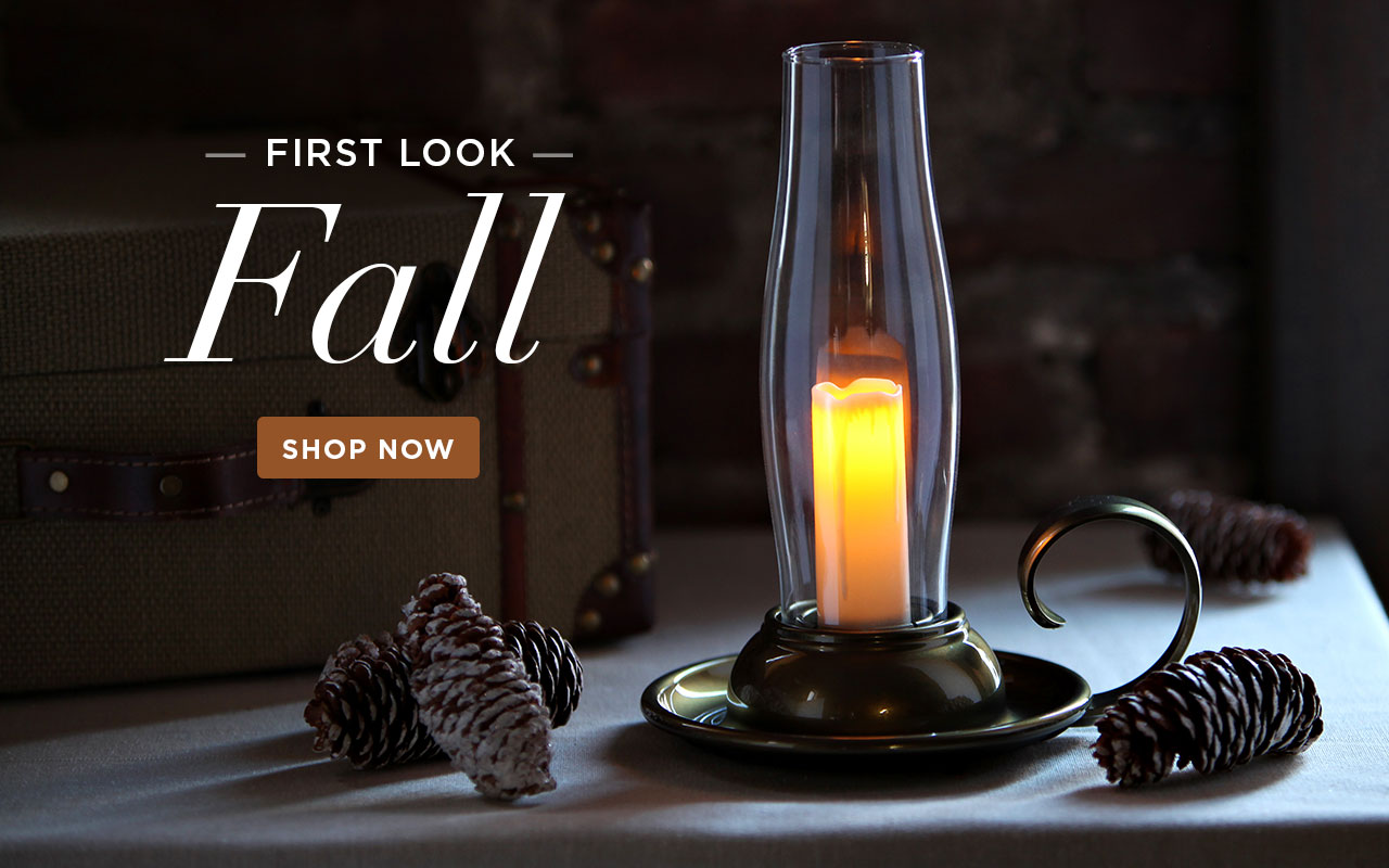 First Look at Fall Products