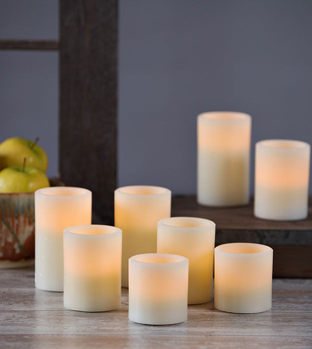 Instant Ambience - Shop Flameless Candles