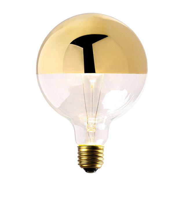 New Gold-Tipped Bulbs
