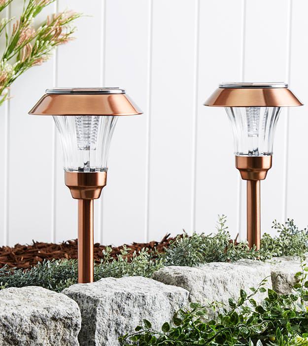 walk this way louisville decorative outdoor lighting adds mystique